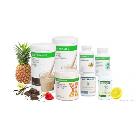 Kit perdita del peso PLUS Herbalife