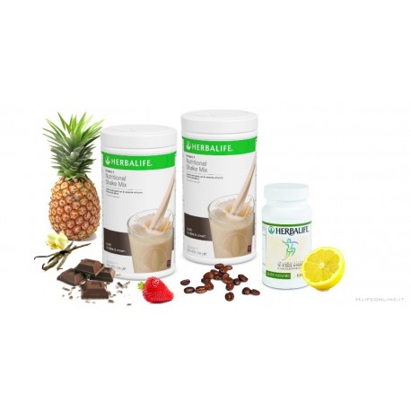 Kit perdita del peso THERMO Herbalife