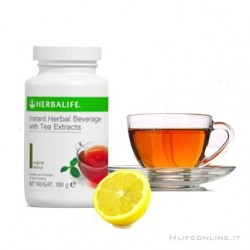 Thermojetics e infusi alle erbe Herbalife 100 gr. (gusto naturale)