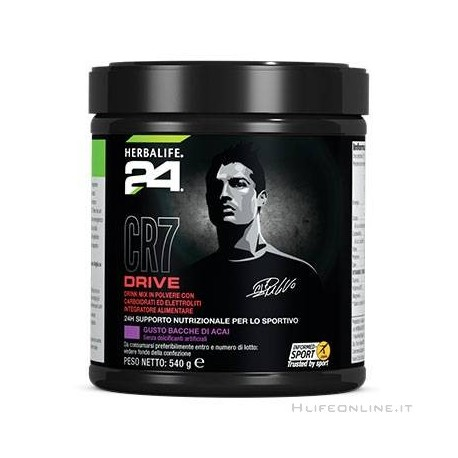 CR7 DRIVE barattolo-Bevanda Isotonica Herbalife