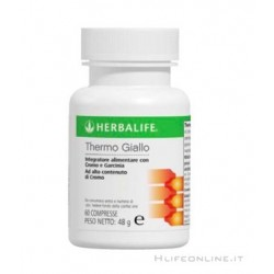 Thermojetics® Giallo Herbalife