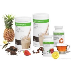 Kit perdita del peso Herbalife THERMO 2