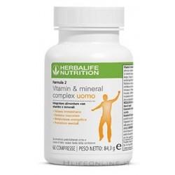 Vitamin e Mineral complex UOMO Herbalife