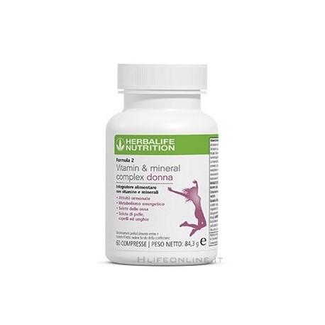 Vitamin e Mineral complex DONNA Herbalife