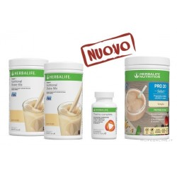 Kit perdita del peso ESTATE 2018 Herbalife