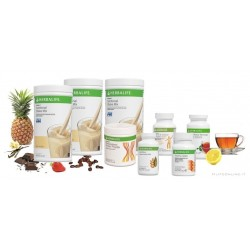 Kit perdita del peso STRONG Herbalife senza barrette