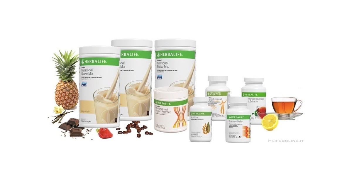 nutrizione herbalife per dimagrire