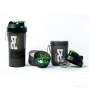 Smart Shaker H24 Herbalife con portapolvere/compresse