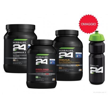 Kit per Sport di Resistenza Herbalife H24