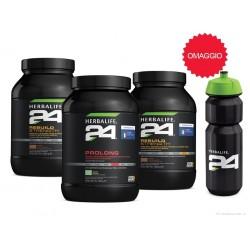 Kit per Aumento Massa Muscolare Herbalife H24