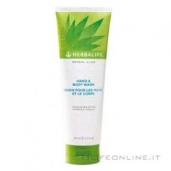 Bagnoschiuma Aloe Herbalife