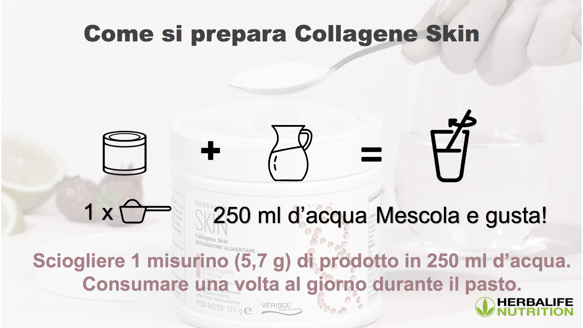 Collagene skin