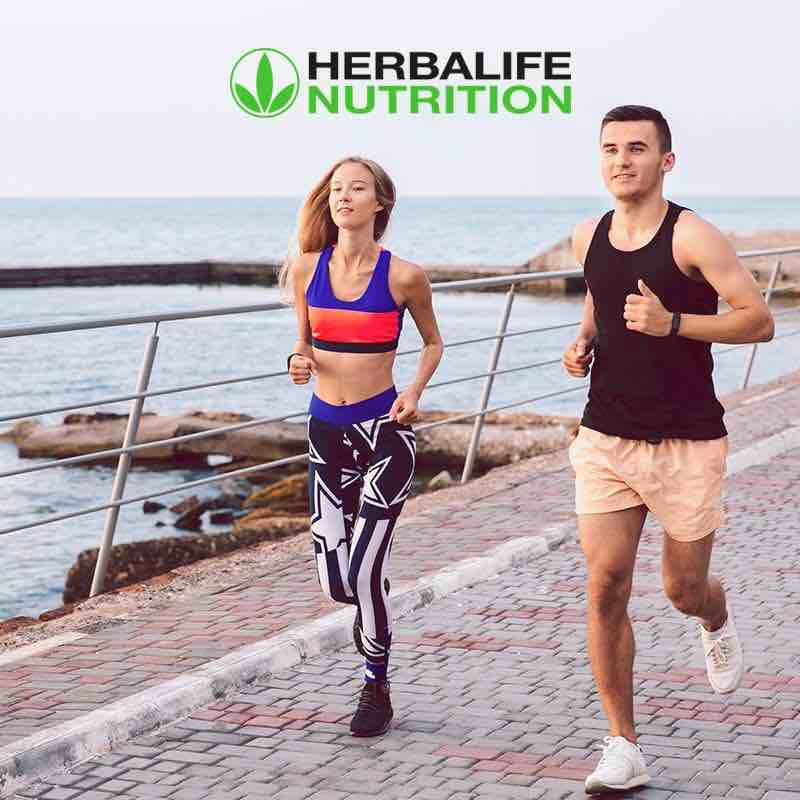 Attività fisica con Herbalife