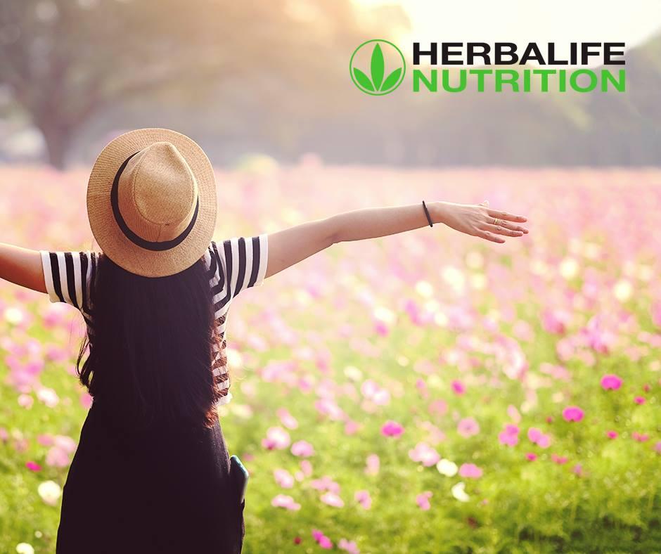 Primavera con Herbalife