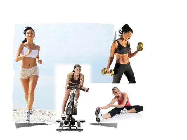 Siccome è corretto per raccogliere esercizi in palestra per perdita di peso alla donna